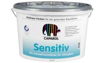 caparol sensitiv 12 5l von synthesa wei. Black Bedroom Furniture Sets. Home Design Ideas