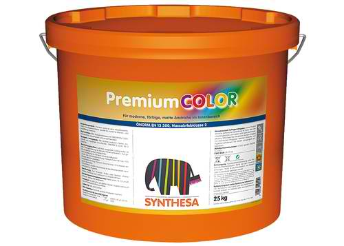 synthesa premium color 7 kg farbton nach wahl. Black Bedroom Furniture Sets. Home Design Ideas